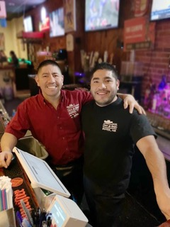 Cinco de Mayo Bar & Grill is locally owned and operated by brothers Crescencio & Miguel Alberto Tellez